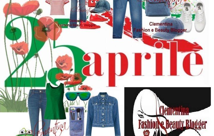 Consigli outfit per il 25 Aprile