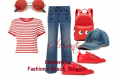 Casual red!