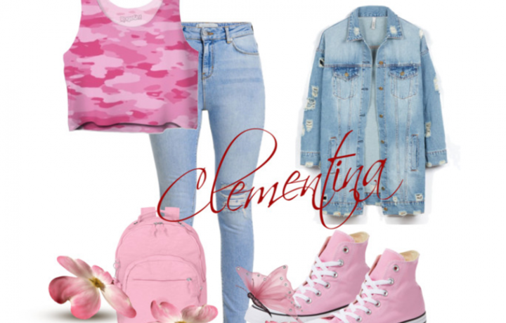 Outfit…Pink!