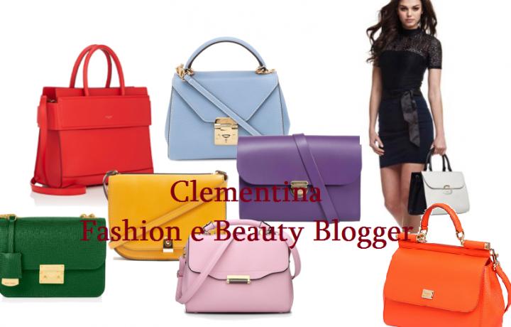 Borse…shopping-bag e clutch