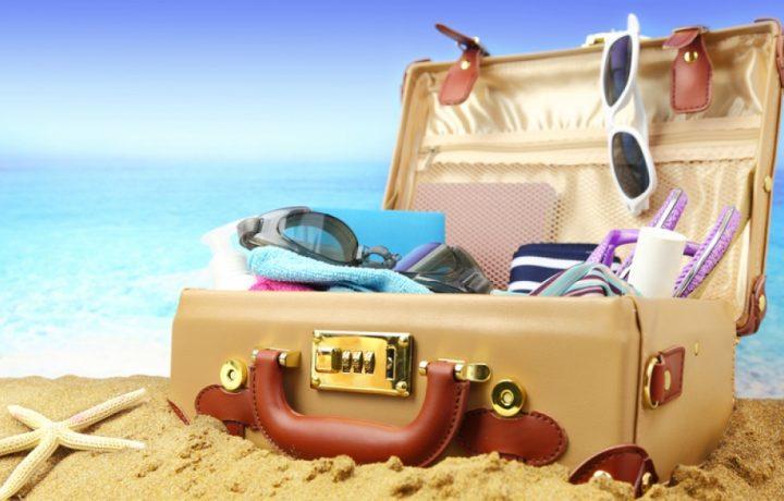 Vacanze al mare….cosa metto in valigia?