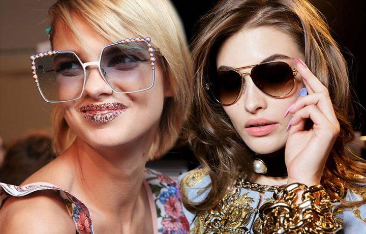 Occhiali da sole…per proteggere con stile gli occhi!