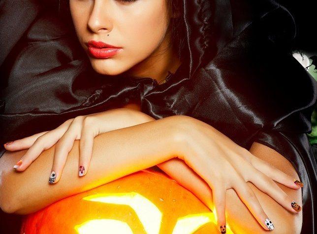 Nail Art Halloween da…brivido!