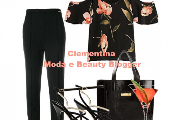 Outfit aperitivo estate…in nero